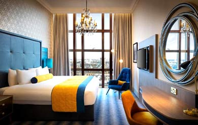 Hotel London city Tower Hill
